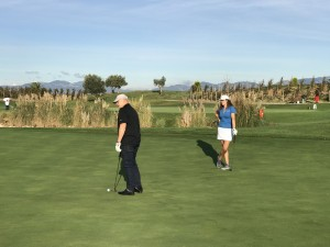 The Two Also Pinmar Golf 2017