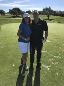 Alex & Alix Pinmar Golf 2017