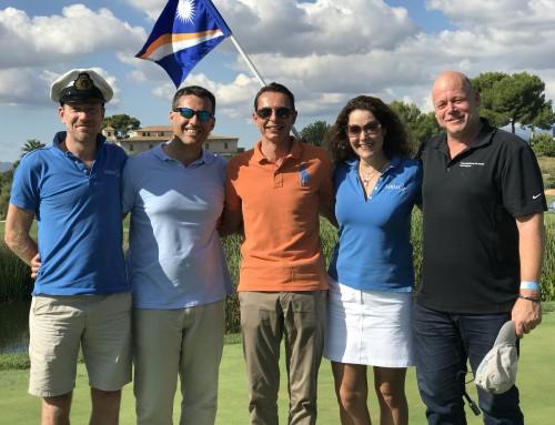 Golf buddies: MRMC join team Marshall Islands at Pinmar Golf 2017