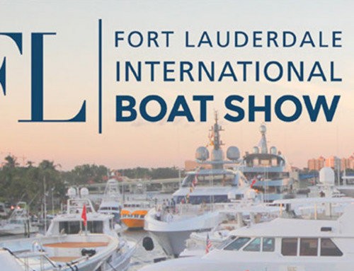 Will you be at Fort Lauderdale International Boat Show?