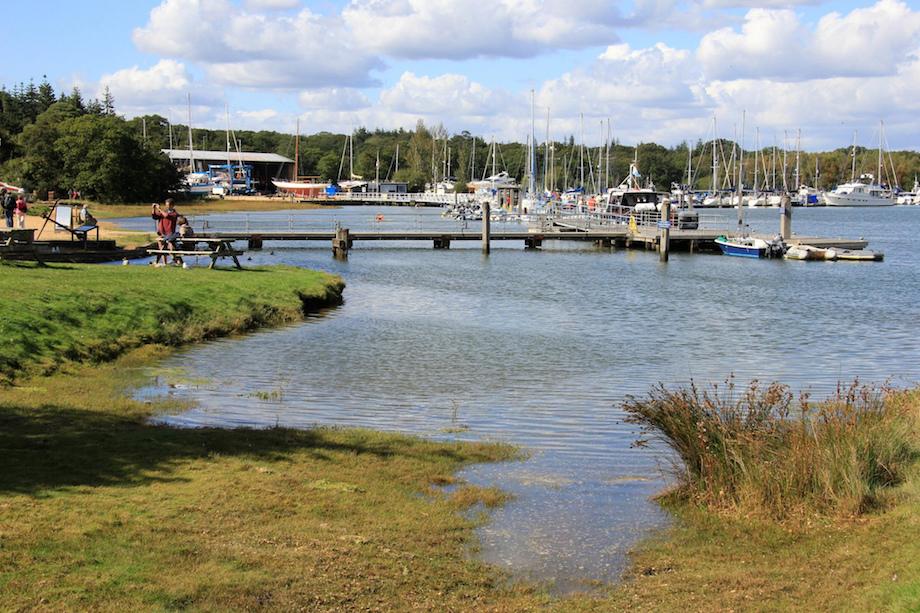 New DP for Beaulieu River; Buckler's Hard by Karen Roe_18-09-2012_CCby2.0