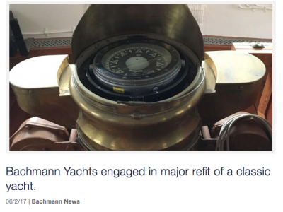 Bachmann Yachts Article Image
