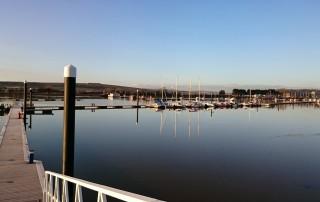 Bembridge Duver winter berthing