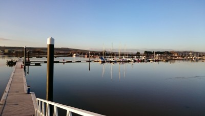 Bembridge Duver winter berthing