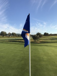 Flag of choice Pinmar Golf 2017