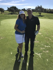 Alex & Alix Pinmar Golf 2017