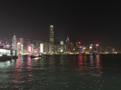 Hong Kong countries