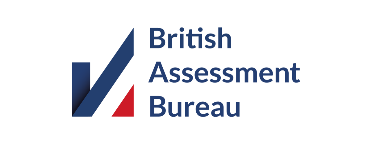 British Assessment Bureau logo sixth